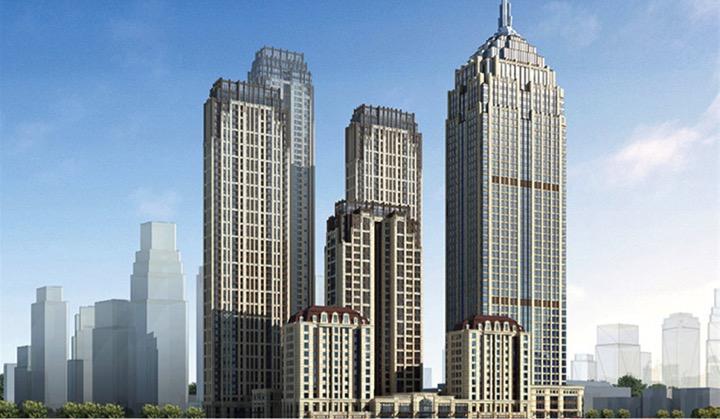 金融街(和平)中心·融御