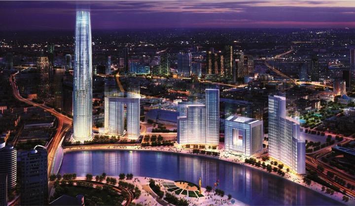 天津环球金融中心·津门公寓·津塔公寓