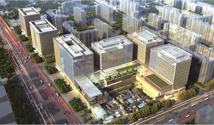 金融街(广安)中心