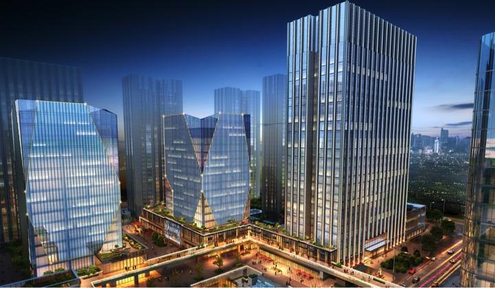 金融街(长安)中心·融裕
