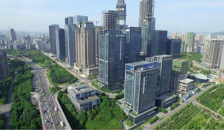 金融街·重庆金融中心