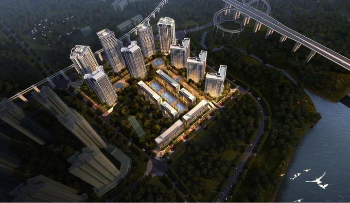金融街·融府(重庆)