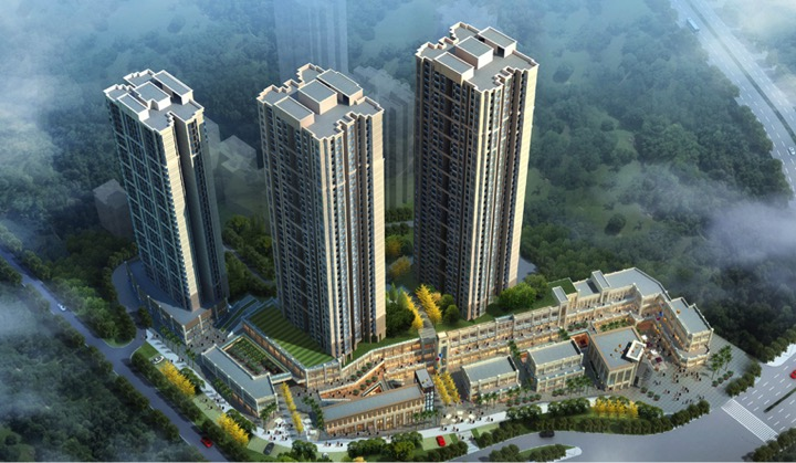 金融街·金悦熙城