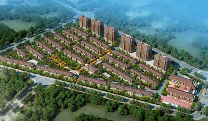 熙湖台(天津)