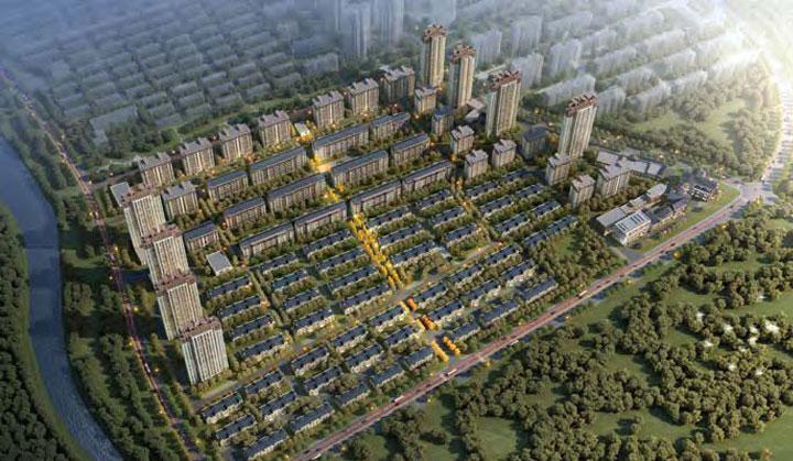 金融街·金悦府(天津)
