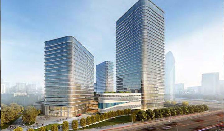 金融街·融悦中心(上海)