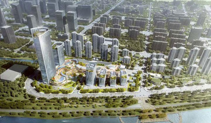 金融街·太湖新城