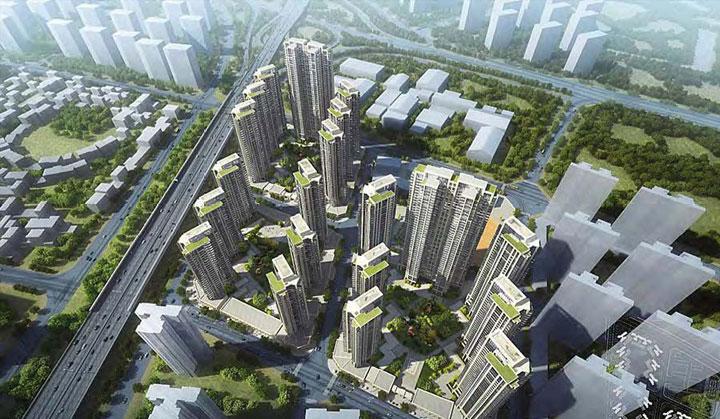 金融街·华发·金悦华府(惠州)