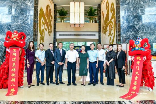 北京金融街威斯汀大酒店重装开业仪式顺利举行